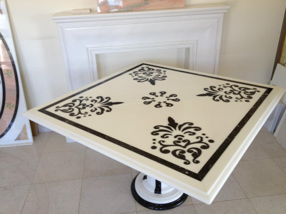 Beautiful And Durable Marble And Granite Tables Alfa Marble